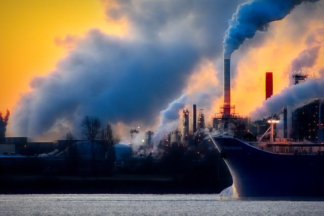 温室効果ガスの排出